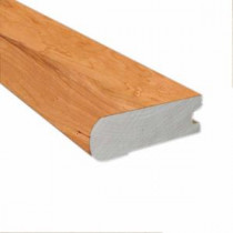 American Cherry Natural 0.81 in. Thick x 2-3/4 in. Wide x 78 in. Length Flush-Mount Stair Nose Molding-LM5655 202808447