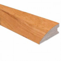 American Cherry Natural 1/2 in. Thick x 1-3/4 in. Wide x 78 in. Length Hardwood Flush-Mount Reducer Molding-LM4681 202709978
