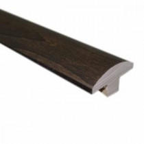 Antiqued Maple Cacao 3/4 in. Thick x 2 in. Wide x 78 in. Length Hardwood T-Molding-LM6382 202103190
