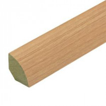 Beech Block 3/4 in. Thick x 3/4 in. Wide x 94 in. Length Laminate Quarter Round Molding-369299 100386456