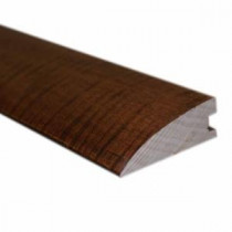 Bronzed Fossil 3/4 in. Thick x 1-1/2 in. Wide x 78 in. Length Hardwood Flushmount Reducer Molding-LM4766 203198191