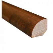 Bronzed Fossil 3/4 in. Thick x 3/4 in. Wide x 78 in. Length Hardwood Quarter Round Molding-LM5442 203198196