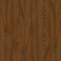 Bruce Autumn Mahogany 8 mm Thick x 5.31 in. Wide x 47-49/64 in. Length Click Lock Laminate Flooring (17.65 sq. ft. / case)-L400408D 205509167
