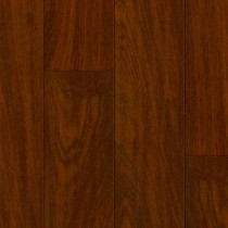 Bruce Sapele Roasted Bean 12 mm Thick x 7.64 in. Wide x 88.98 in. Length Click Lock Laminate Flooring (18.78 sq. ft. / case)-L022212L 205509164