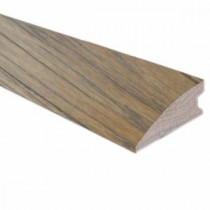Burnished Straw 3/4 in. Thick x 1-1/2 in. Wide x 78 in. Length Hardwood Flush-Mount Reducer Molding-LM6242 202745956