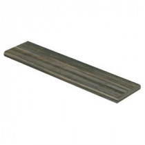 Cap A Tread Mineral Wood 47 in. Length x 12-1/8 in. Deep x 1-11/16 in. Height Laminate Right Return to Cover Stairs 1 in. Thick-016171592 203800906
