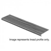 Cap A Tread Sumpter Oak 94 in. Length x 12-1/8 in. Deep x 1-11/16 in. Height Laminate to Cover Stairs 1 in. Thick-016044528 205082386
