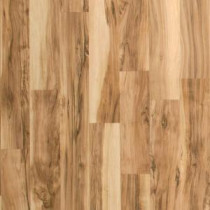Hampton Bay Brilliant Maple Laminate Flooring - 5 in. x 7 in. Take Home Sample-HB-015246 203391950