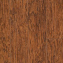 Hampton Bay Cleburne Hickory 8 mm Thick x 5.39 in. Width x 47.6 in. Length Laminate Flooring (453.42 sq. ft. / pallet)-367551-00087-P18 203449703