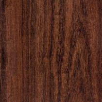 Hampton Bay Hand Scraped Canyon Grenadillo Laminate Flooring - 5 in. x 7 in. Take Home Sample-HB-638002 203190545