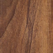 Hampton Bay Hand Scraped Walnut Plateau Laminate Flooring - 5 in. x 7 in. Take Home Sample-HB-638004 203190546