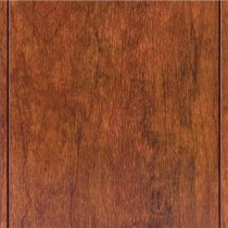 Hampton Bay Take Home Sample - Keller Cherry Laminate Flooring- 5 in. x 7 in.-HB-671332 203190520