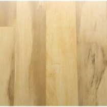 Hampton Bay Toasted Spalted Maple 8 mm Thick x 8-1/8 in. Wide x 47-5/8 in. Length Laminate Flooring (21.36 sq. ft. / case)-367481-00193 203011343