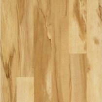 Hampton Bay Toasted Spalted Maple Laminate Flooring - 5 in. x 7 in. Take Home Sample-HB-011343 203706687