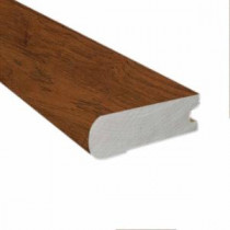 Hickory Dusk 0.81 in. Thick x 2-3/4 in. Wide x 78 in. Length Flush-Mount Stair Nose Molding-LM4784 202808444