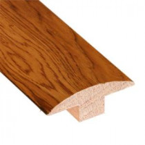 Hickory Golden Rustic 3/4 in. Thick x 2 in. Wide x 78 in. Length Hardwood T-Molding-LM6510 202745953