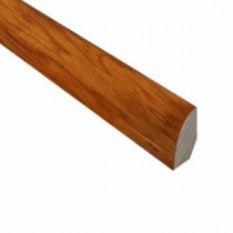 Hickory Golden Rustic 3/4 in. Thick x 3/4 in. Wide x 78 in. Length Hardwood Quarter Round Molding-LM6511 202745954