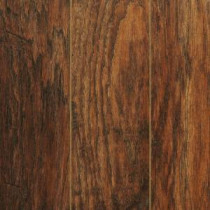 Home Decorators Collection Hand-Scraped Medium Hickory 12 mm Thick x 5 9/32 in. Wide x 47 17/32 in. Length Laminate Flooring (12.19 sq. ft. / case)-368301-00256 205816395