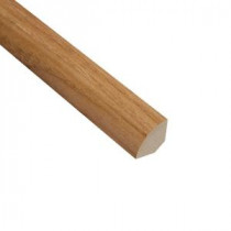 Home Legend Cottage Chestnut 3/4 in. Thick x 3/4 in. Wide x 94 in. Length Laminate Quarter Round Molding-HL1009QR 202638237