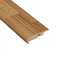 Home Legend Cottage Chestnut 7/16 in. Thick x 2-1/4 in. Wide x 94 in. Length Laminate Stairnose Molding-HL1009SN 202638245