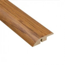 Home Legend Hickory 1/2 in. Thick x 1-3/4 in. Wide x 94 in. Length Laminate Hard Surface Reducer Molding-HL1007HSR 202638216