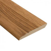 Home Legend Hickory 1/2 in. Thick x 3-13/16 in. Wide x 94 in. Length Laminate Wall Base Molding-HL1007WB 202638222