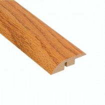 Home Legend Honey Oak 7/16 in. Thick x 1-13/16 in. Wide x 94 in. Length Laminate Hard Surface Reducer Molding-HL90HSR 100672910