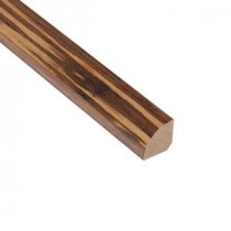 Home Legend Makena Bamboo 3/4 in. Thick x 3/4 in. Wide x 94 in. Length Laminate Quarter Round Molding-HL1029QR 203332576