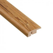 Home Legend Mission Pine 1/2 in. Thick x 1-1/4 in. Wide x 94 in. Length Laminate Carpet Reducer Molding-HL1023CR 203332630