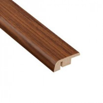 Home Legend Monarch Walnut 1/2 in. Thick x 1-1/4 in. Wide x 94 in. Length Laminate Carpet Reducer Molding-HL1012CR 203386422
