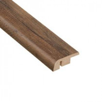 Home Legend Newport Oak 1/2 in. Thick x 1-1/4 in. Wide x 94 in. Length Laminate Carpet Reducer Molding-HL1019CR 203332906
