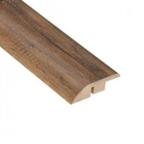 Home Legend Newport Oak 1/2 in. Thick x 1-3/4 in. Wide x 94 in. Length Laminate Hard Surface Reducer Molding-HL1019HSR 203332908