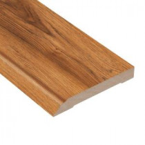 Home Legend Pacific Hickory 1/2 in. Thick x 3-13/16 in. Wide x 94 in. Length Laminate Wall Base Molding-HL1016WB 203332588