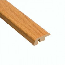 Home Legend Tacoma Oak 7/16 in. Thick x 1-5/16 in. Wide x 94 in. Length Laminate Carpet Reducer Molding-HL85CR 100672895