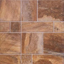 Innovations Amber Random Slate Laminate Flooring - 5 in. x 7 in. Take Home Sample-IN-647219 203671103