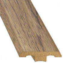 Innovations American Hickory 1/2 in. Thick x 1-3/4 in. Wide x 94-1/4 in. Length Laminate T-Molding-TMF50006 206641599