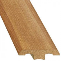 Innovations Cherry Block 1/2 in. Thick x 1-3/4 in. Wide x 94-1/4 in. Length Laminate T-Molding-TM903911 206699524