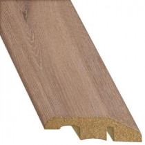 Innovations Oak Chateau 1/2 in. Thick x 1-3/4 in. Wide x 94-1/4 in. Length Laminate Multi-Purpose Reducer Molding-MRF50003 206442856