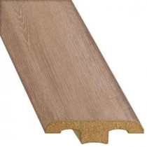 Innovations Oak Chateau 1/2 in. Thick x 1-3/4 in. Wide x 94-1/4 in. Length Laminate T-Molding-TMF50003 206442855