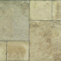 Innovations Tuscan Stone Sand Laminate Flooring - 5 in. x 7 in. Take Home Sample-IN-683351 203811790