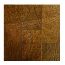 Innovations Walnut Block 8 mm Thick x 11.4 in. Wide x 46.5 in. Length Click Lock Laminate Flooring (18.45 sq. ft. / case)-899031 204149168
