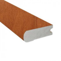 Maple Tawny Wheat 0.81 in. Thick x 2-3/4 in. Wide x 78 in. Length Flush Mount Stair Nose Molding-LM6456 202808463