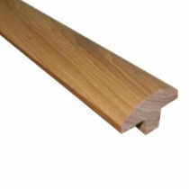 Millstead Southern Pecan 3/4 in. Thick x 2 in. Wide x 78 in. Length Hardwood T-Molding-LM6625 203198217