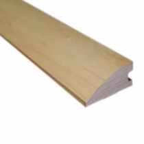 Millstead Unfinished Maple 0.75 Thick x 2-1/4 in. Wide x 78 in. Length Flush-Mount Reducer Molding-LM6483 202710003