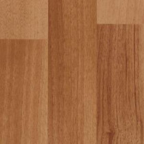 Mohawk Take Home Sample - Fairview Light Walnut Laminate Flooring - 5 in. x 7 in.-UN-845050 203190341