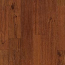 Mohawk Take Home Sample - Fairview Sunset American Cherry Laminate Flooring - 5 in. x 7 in.-UN-845051 203190336