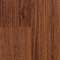 Monarch Walnut Click Lock Laminate Flooring - 5 in. x 7 in. Take Home Sample-HL-701871 205421722
