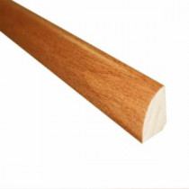 Oak Spice 3/4 in. Thick x 3/4 in. Wide x 78 in. Length Hardwood Quarter Round Molding-LM5907 202103184