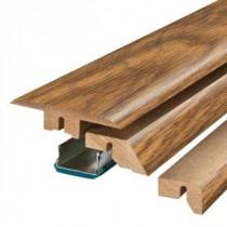 Pergo American Handscraped Oak 3/4 in. Thick x 2-1/8 in. Wide x 78-3/4 in. Length Laminate 4-in-1 Molding-MG001304 300700944