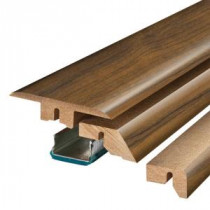 Pergo Bristol Chestnut 3/4 in. Thick x 2-1/8 in. Wide x 78-3/4 in. Length Laminate 4-in-1 Molding-MG001305 300700945